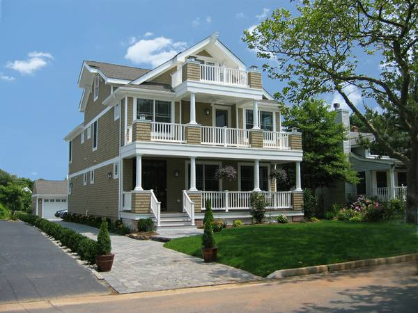 New Construction Spring Lake New Jersey Waterfront And